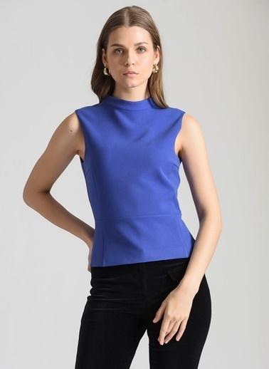 Ebru Günay Bluz Lila